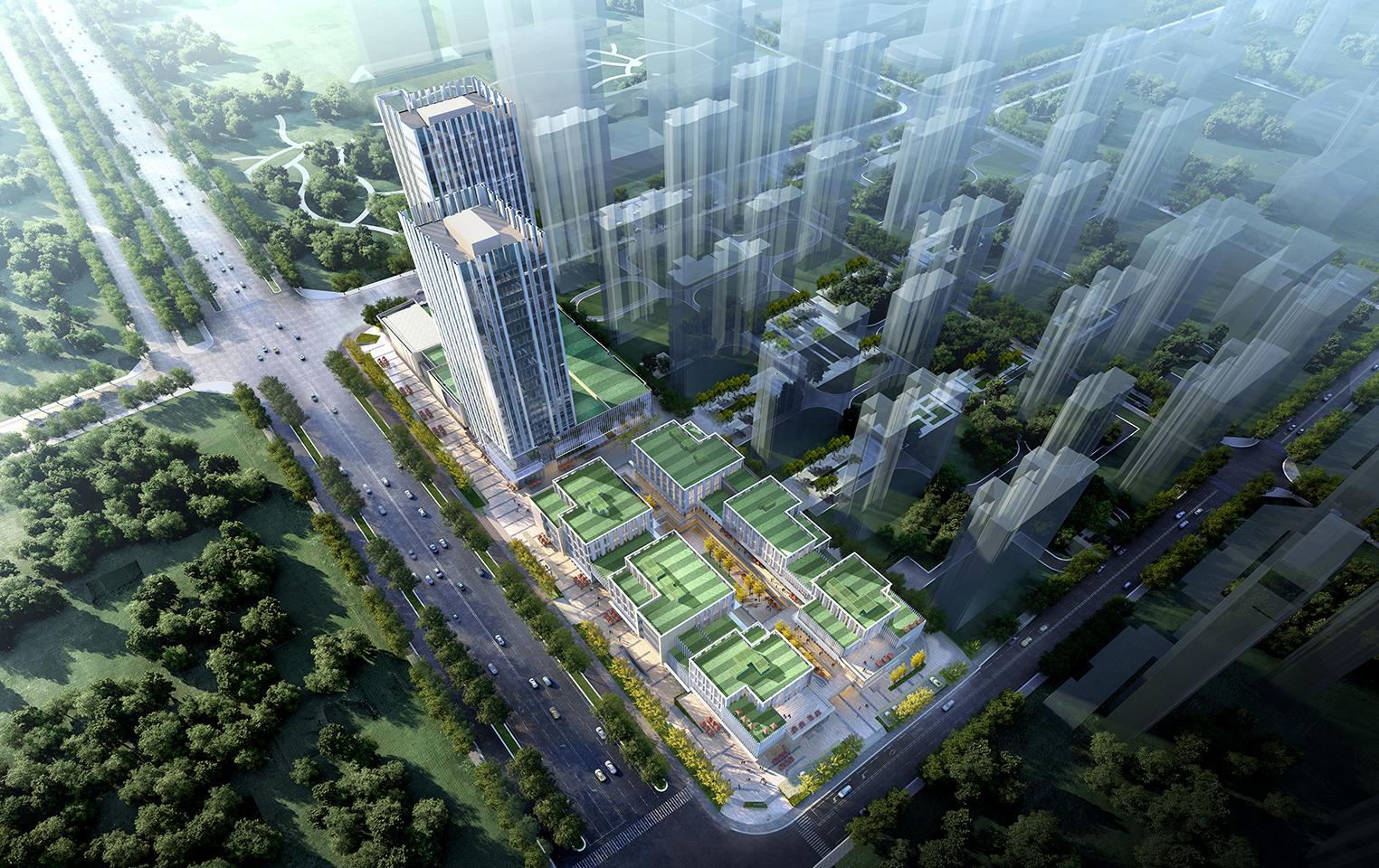 鲁商金茂国际广场